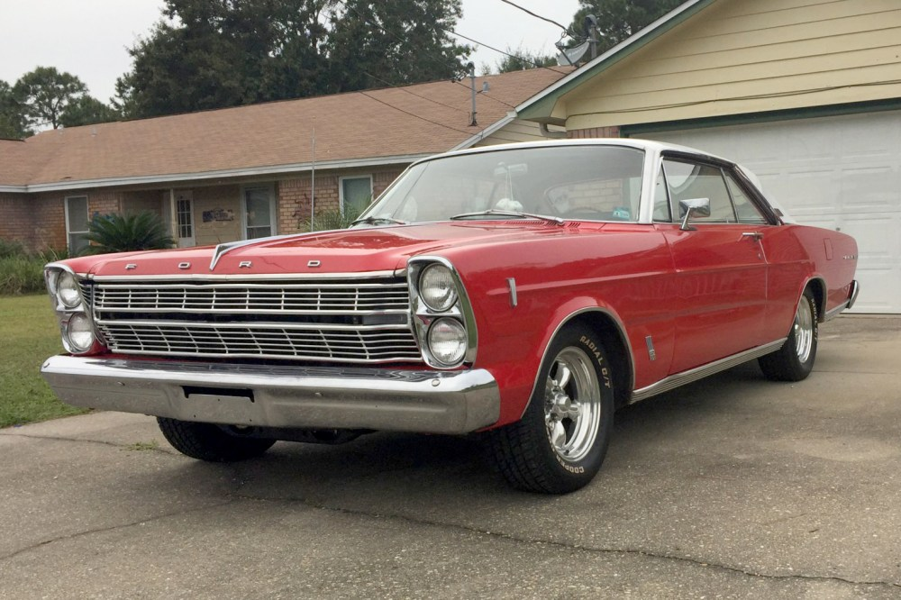 medium resolution of 1966 ford galaxie 500 for sale on bat auctions closed on november 12 2018 lot 13 976 bring a trailer