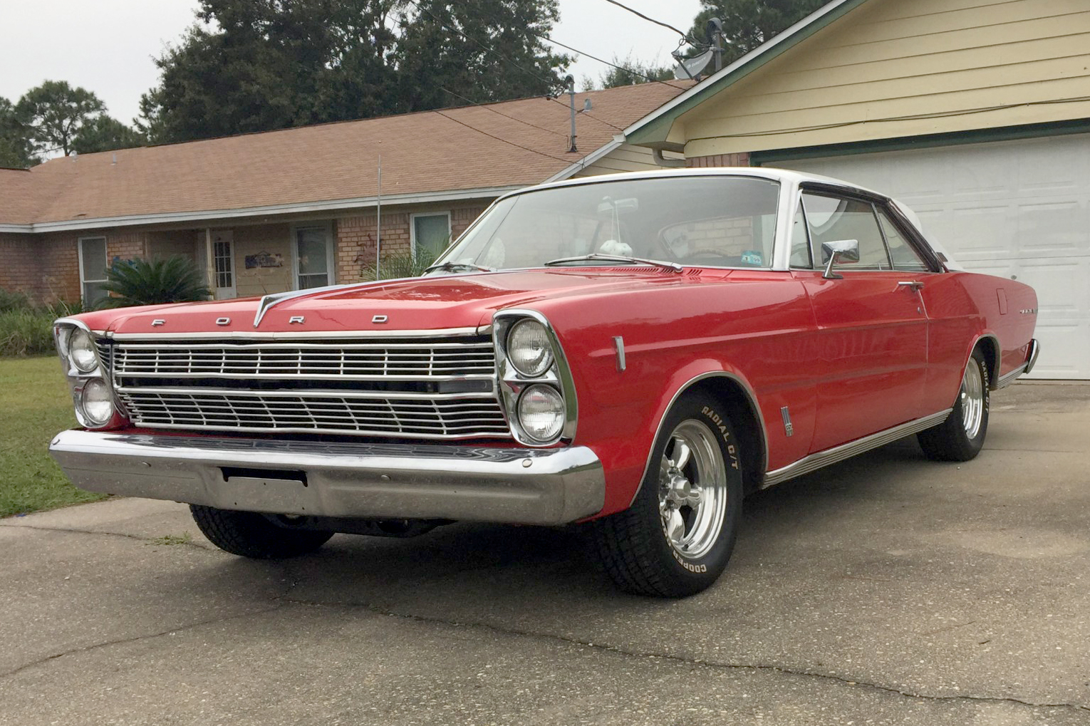 hight resolution of 1966 ford galaxie 500 for sale on bat auctions closed on november 12 2018 lot 13 976 bring a trailer