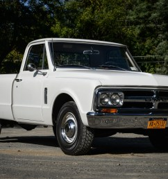 1967 gmc c20 pickup 4 speed for sale on bat auctions sold for 19 950 on november 14 2018 lot 14 024 bring a trailer [ 2048 x 1367 Pixel ]