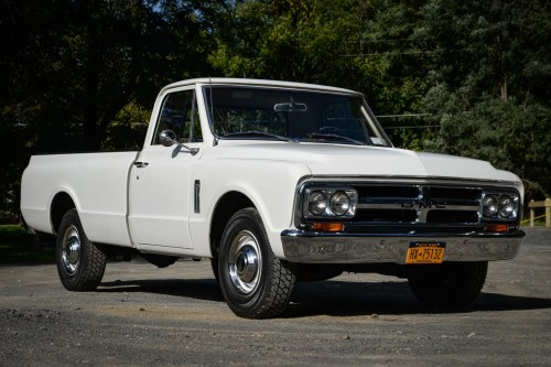 small resolution of 1967 gmc c20 pickup 4 speed for sale on bat auctions sold for 19 950 on november 14 2018 lot 14 024 bring a trailer