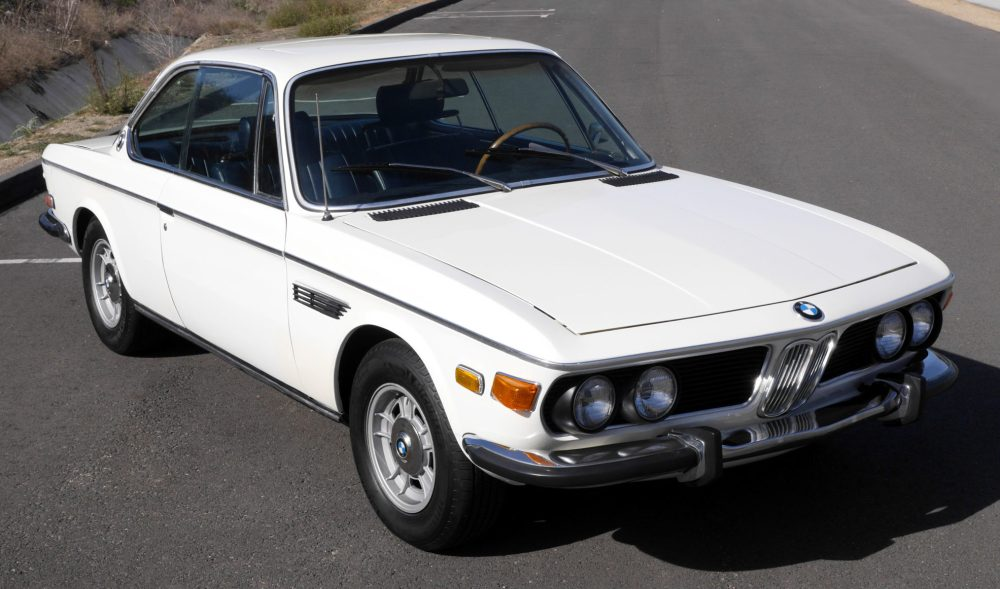 medium resolution of 1970 bmw 2800cs for sale on bat auctions sold for 36 500 on bmw e9 coupe rust diagram wheel wells