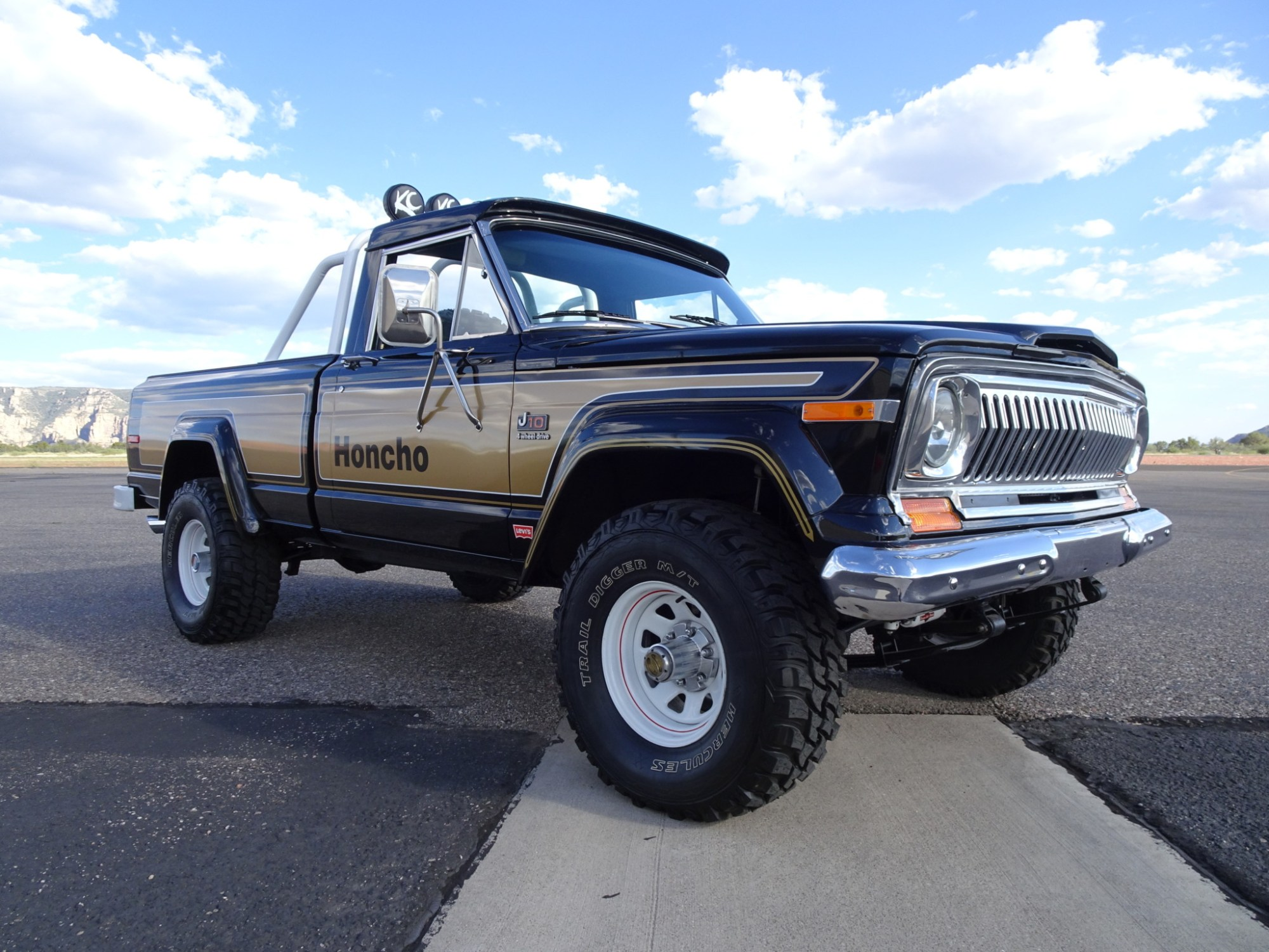 hight resolution of 1977 jeep j10 honcho pickup for sale on bat auctions closed on november 14 2018 lot 14 030 bring a trailer