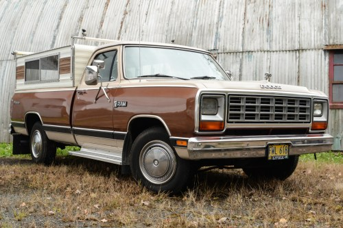 small resolution of 1984 dodge ram 250 royal se prospector for sale on bat auctions closed on november 16 2018 lot 14 106 bring a trailer