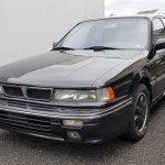49k Mile 1991 Mitsubishi Galant Vr 4 For Sale On Bat Auctions Sold For 11 500 On October 25 2018 Lot 13 529 Bring A Trailer