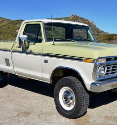 no reserve 1975 ford f 250 4x4 for sale on bat auctions sold for 20 500 on december 31 2018 lot 15 264 bring a trailer [ 2048 x 1356 Pixel ]