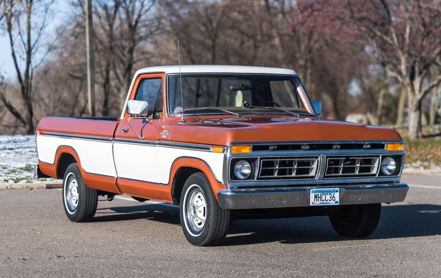 hight resolution of 1977 ford f 150 xlt ranger for sale on bat auctions closed on december 5 2018 lot 14 579 bring a trailer