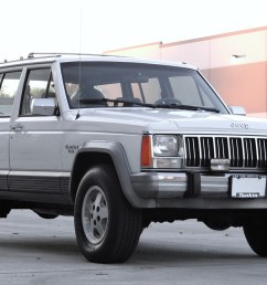 1989 jeep cherokee for sale on bat auctions sold for 10 001 on january 14 2019 lot 15 513 bring a trailer [ 2048 x 1344 Pixel ]