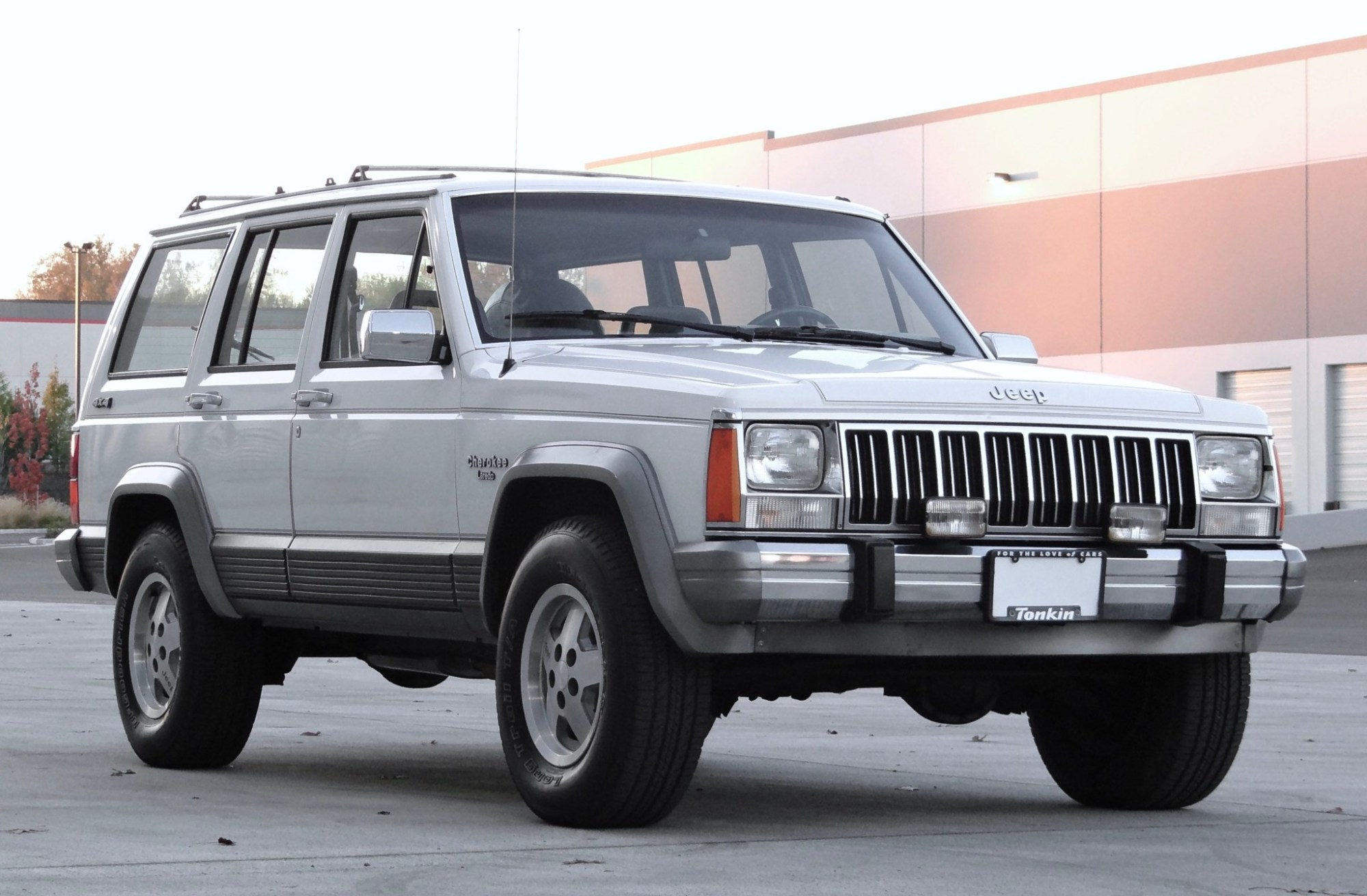 hight resolution of 1989 jeep cherokee for sale on bat auctions sold for 10 001 on january 14 2019 lot 15 513 bring a trailer