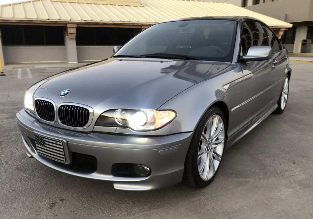 medium resolution of 2004 bmw 330ci zhp 6 speed for sale on bat auctions closed on december 20 2018 lot 15 015 bring a trailer
