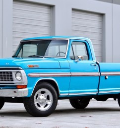 1970 ford f 100 for sale on bat auctions sold for 15 500 on january 15 2019 lot 15 538 bring a trailer [ 2048 x 1305 Pixel ]