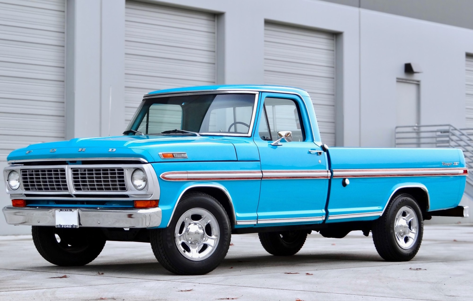 hight resolution of 1970 ford f 100 for sale on bat auctions sold for 15 500 on january 15 2019 lot 15 538 bring a trailer