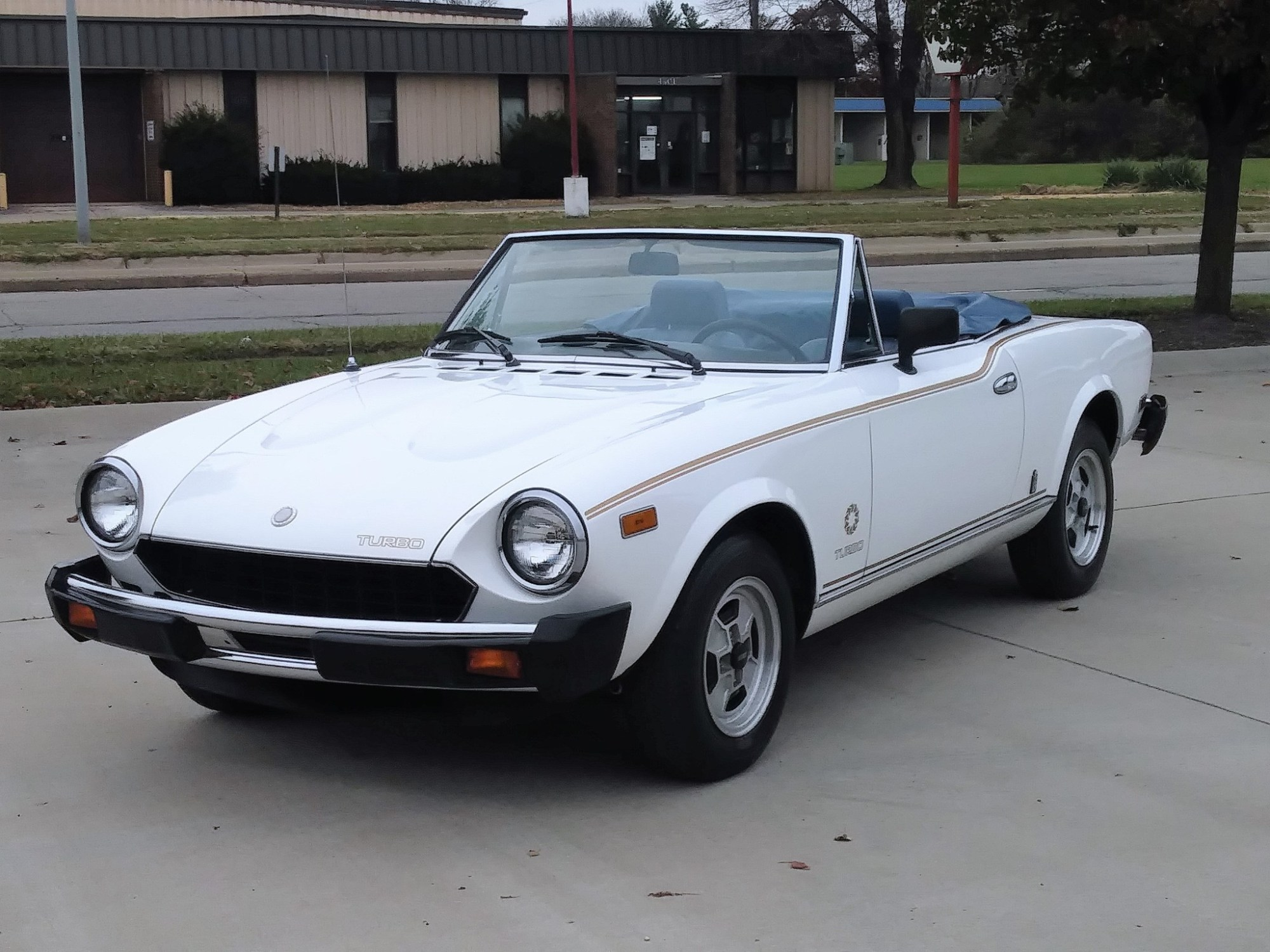 hight resolution of 1981 fiat 2000 turbo spider for sale on bat auctions sold for 10 000 on april 29 2019 lot 18 325 bring a trailer