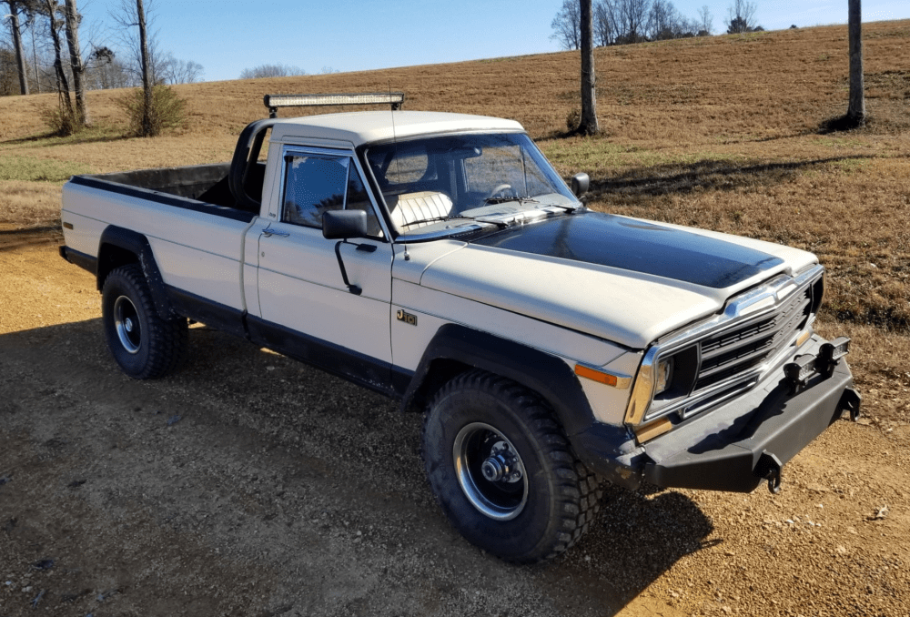 medium resolution of no reserve 1984 jeep j10 pickup for sale on bat auctions sold for 6 600 on january 9 2019 lot 15 416 bring a trailer