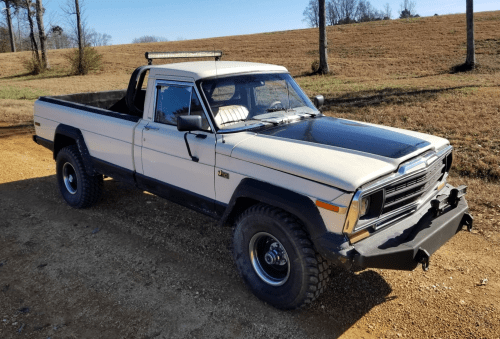 small resolution of no reserve 1984 jeep j10 pickup for sale on bat auctions sold for 6 600 on january 9 2019 lot 15 416 bring a trailer