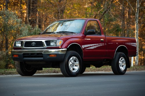 small resolution of 1996 toyota tacoma 4x4 5 speed for sale on bat auctions sold for 21 500 on december 20 2018 lot 15 035 bring a trailer