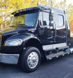 no reserve 2007 freightliner m2 sportchassis for sale on bat auctions sold for 45 250 on january 4 2019 lot 15 351 bring a trailer [ 1835 x 1224 Pixel ]