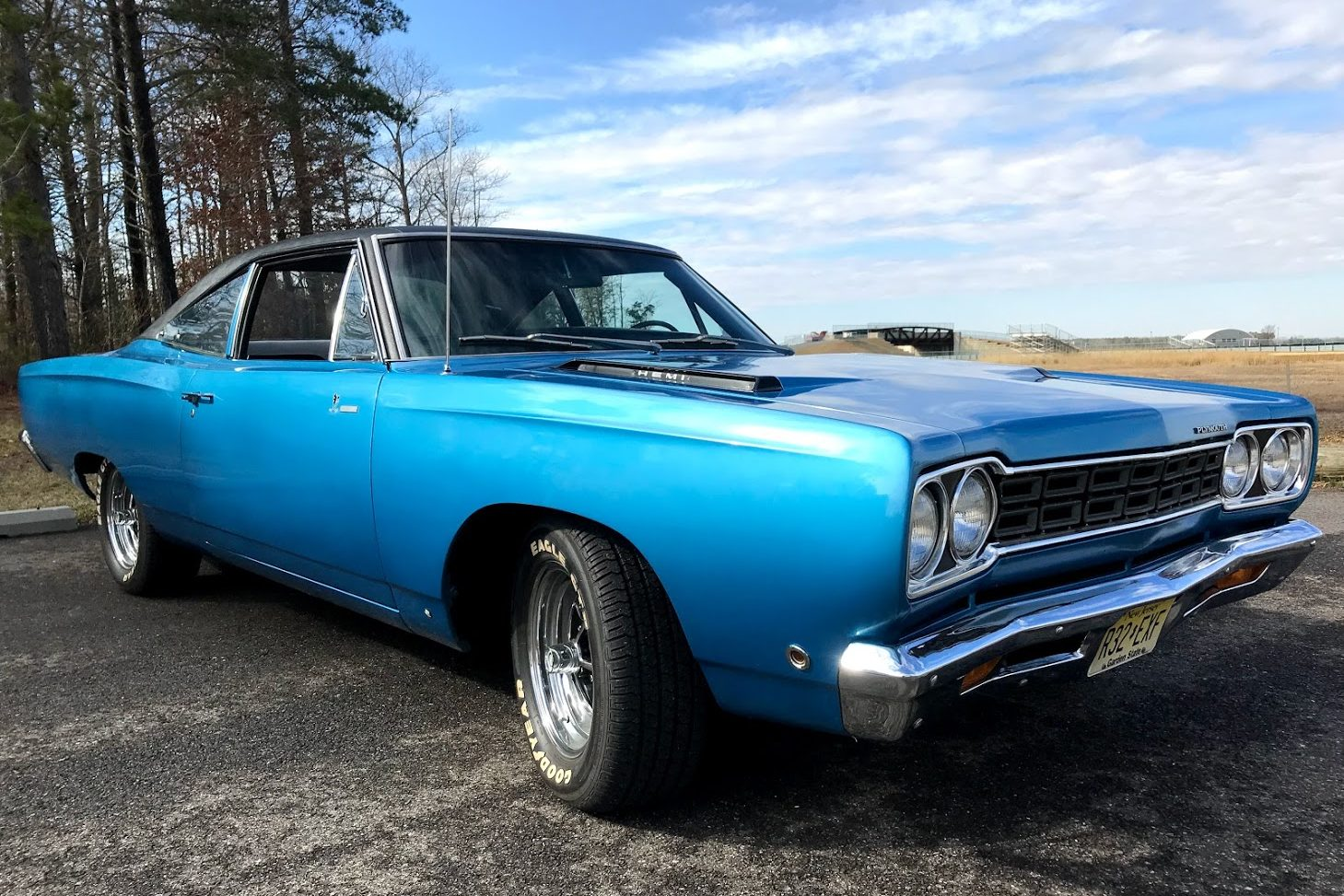 hight resolution of 1968 plymouth road runner 426 hemi 4 speed for sale on bat auctions closed on march 5 2019 lot 16 822 bring a trailer