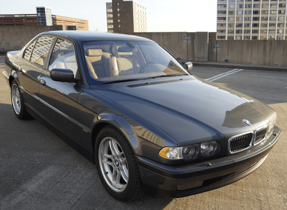 medium resolution of 2000 bmw 740i sport for sale on bat auctions sold for 14 250 on april 4 2019 lot 17 633 bring a trailer