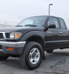 1996 toyota tacoma sr5 xtracab 4x4 5 speed for sale on bat auctions closed on march 12 2019 lot 17 025 bring a trailer [ 1930 x 1284 Pixel ]