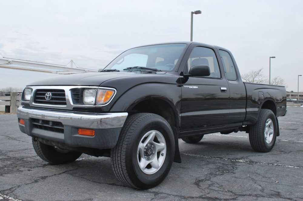 medium resolution of 1996 toyota tacoma sr5 xtracab 4x4 5 speed for sale on bat auctions closed on march 12 2019 lot 17 025 bring a trailer