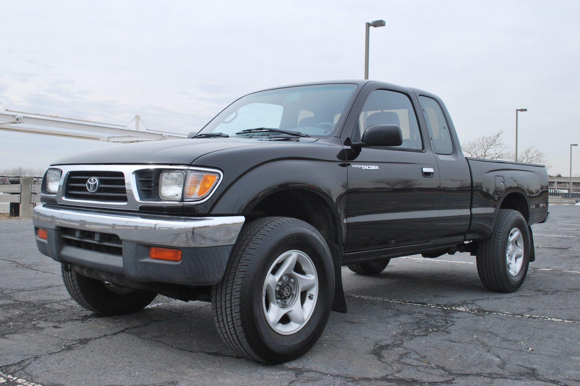 hight resolution of 1996 toyota tacoma sr5 xtracab 4x4 5 speed for sale on bat auctions closed on march 12 2019 lot 17 025 bring a trailer