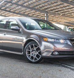no reserve 2008 acura tl type s 6 speed for sale on bat auctions sold for 15 750 on february 28 2019 lot 16 701 bring a trailer [ 2048 x 1365 Pixel ]