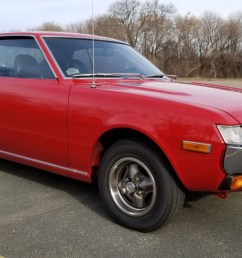 1974 toyota celica gt 5 speed for sale on bat auctions sold for 12 750 on may 6 2019 lot 18 535 bring a trailer [ 1695 x 979 Pixel ]