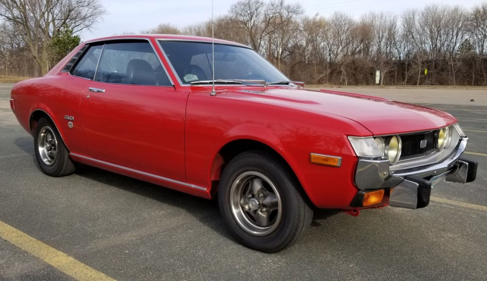 medium resolution of 1974 toyota celica gt 5 speed for sale on bat auctions sold for 12 750 on may 6 2019 lot 18 535 bring a trailer
