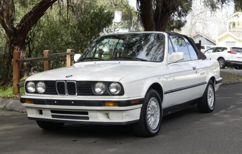 small resolution of 1991 bmw 318i convertible 5 speed for sale on bat auctions sold for 9 000 on march 29 2019 lot 17 499 bring a trailer