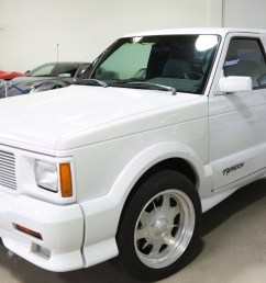 1993 gmc typhoon for sale on bat auctions sold for 8 988 on april 9 2019 lot 17 772 bring a trailer [ 1850 x 1192 Pixel ]