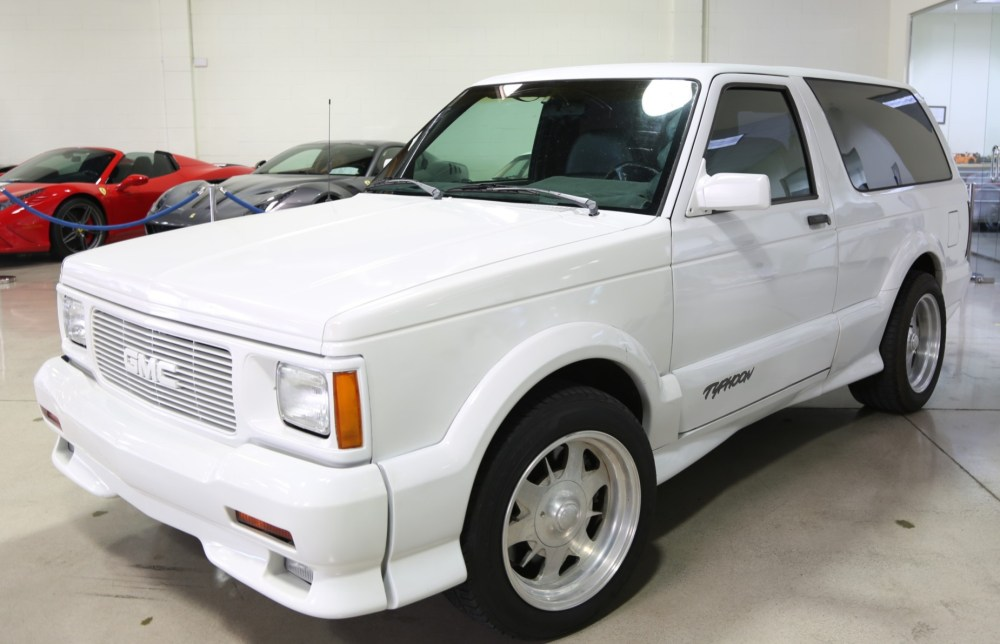 medium resolution of 1993 gmc typhoon for sale on bat auctions sold for 8 988 on april 9 2019 lot 17 772 bring a trailer