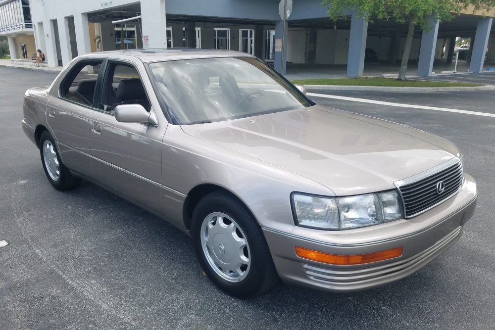 medium resolution of 5k mile 1994 lexus ls400 for sale on bat auctions sold for 25 000 on april 12 2019 lot 17 895 bring a trailer