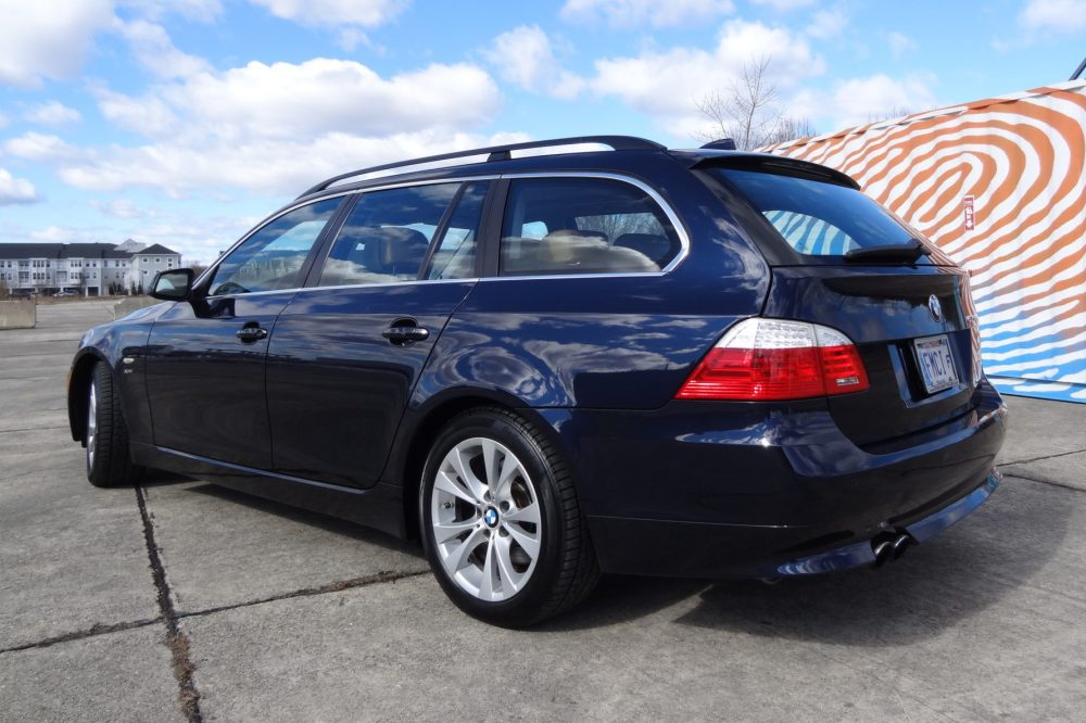 medium resolution of 2010 bmw 535i xdrive touring 6 speed for sale on bat auctions sold for 23 250 on april 1 2019 lot 17 536 bring a trailer