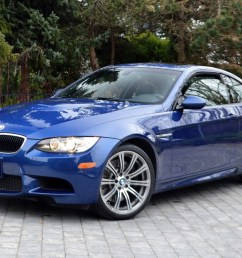 2010 bmw m3 coupe 6 speed for sale on bat auctions sold for 32 500 on april 8 2019 lot 17 711 bring a trailer [ 1634 x 1080 Pixel ]