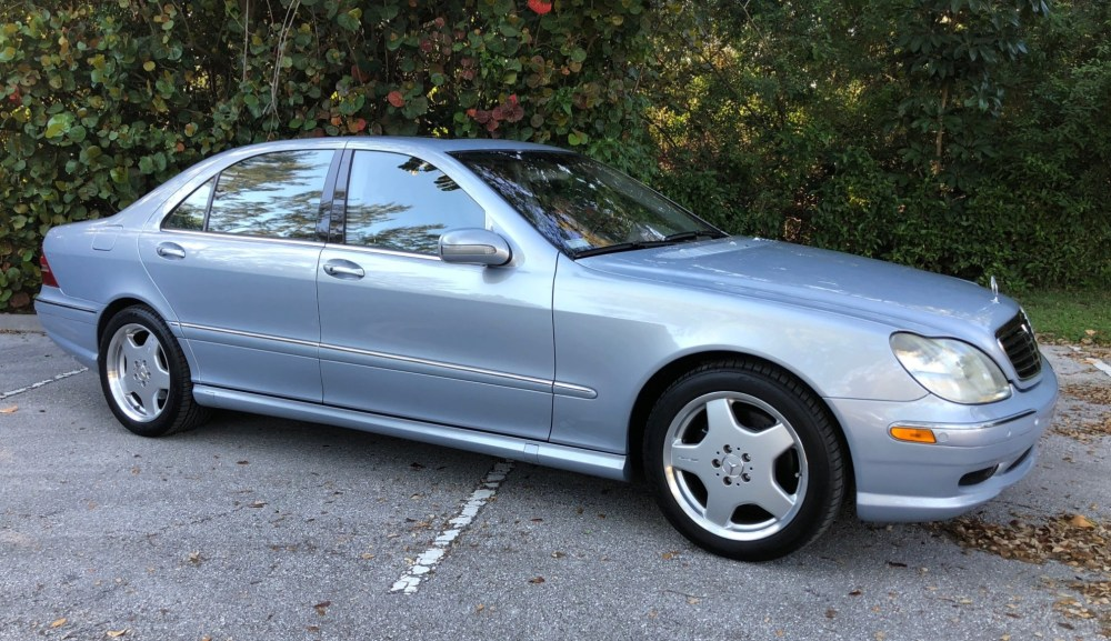 medium resolution of no reserve 37k mile 2002 mercedes benz s500 for sale on bat auctions sold for 10 000 on march 22 2019 lot 17 318 bring a trailer