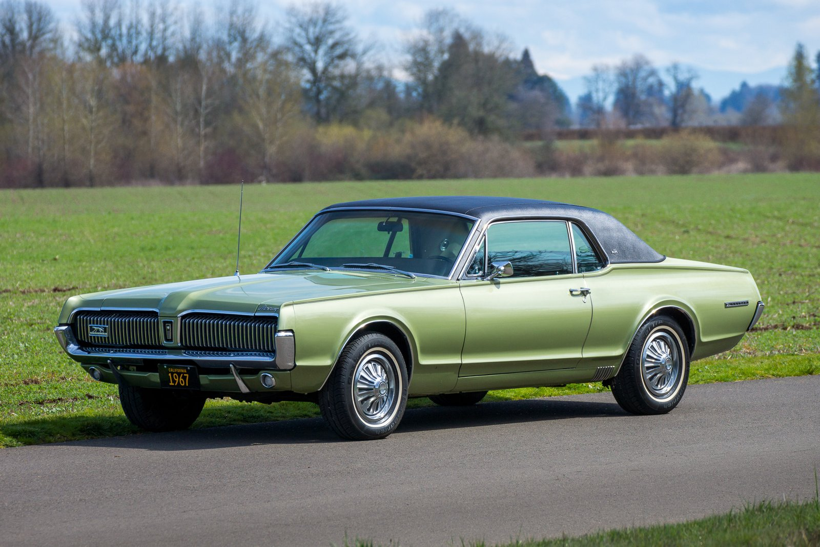 hight resolution of no reserve 1967 mercury cougar xr 7 dan gurney special for sale on bat auctions sold for 22 000 on may 20 2019 lot 19 006 bring a trailer