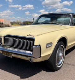 1968 mercury cougar for sale on bat auctions sold for 20 550 on may 27 2019 lot 19 248 bring a trailer [ 1543 x 1021 Pixel ]