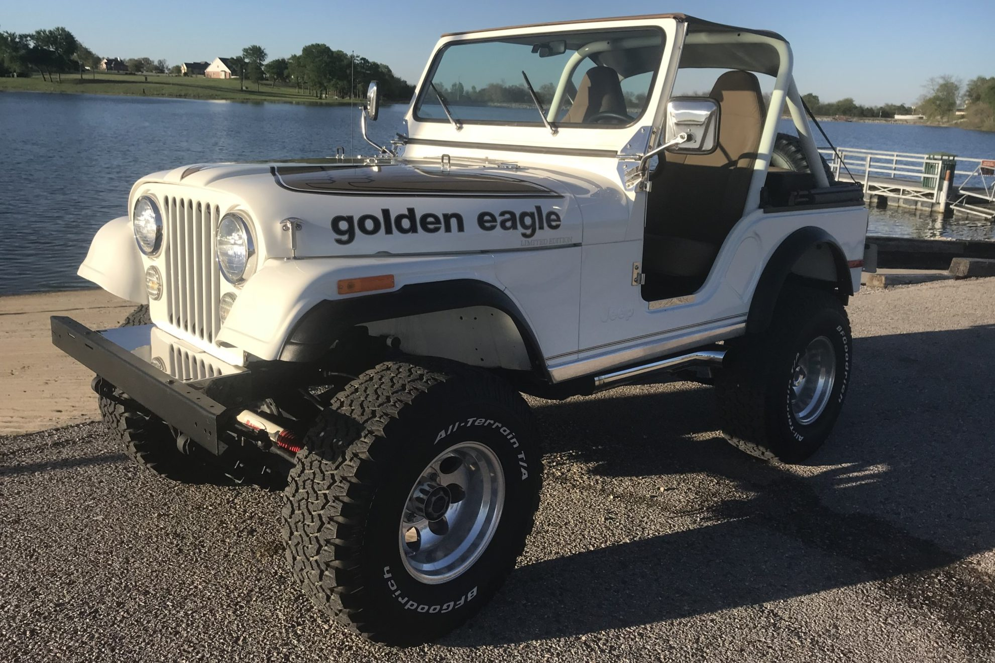 hight resolution of 1980 jeep cj5 for sale on bat auctions sold for 20 000 on april 29 2019 lot 18 352 bring a trailer