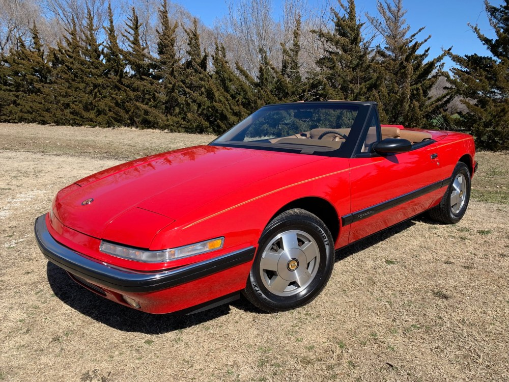 medium resolution of no reserve 1990 buick reatta for sale on bat auctions sold for 6 705 on may 28 2019 lot 19 269 bring a trailer