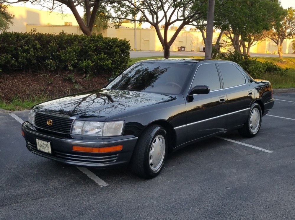 medium resolution of 19k mile 1993 lexus ls400 for sale on bat auctions sold for 17 000 on may 13 2019 lot 18 750 bring a trailer