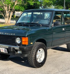 1995 range rover classic for sale on bat auctions sold for 6 100 on may 10 2019 lot 18 729 bring a trailer [ 2048 x 1440 Pixel ]