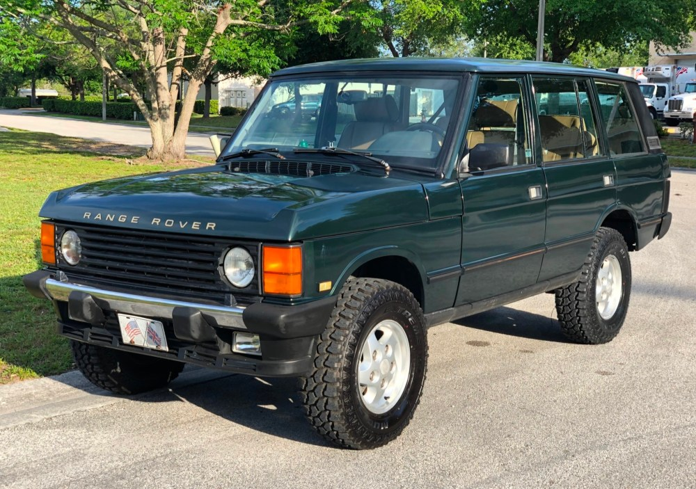 medium resolution of 1995 range rover classic for sale on bat auctions sold for 6 100 on may 10 2019 lot 18 729 bring a trailer