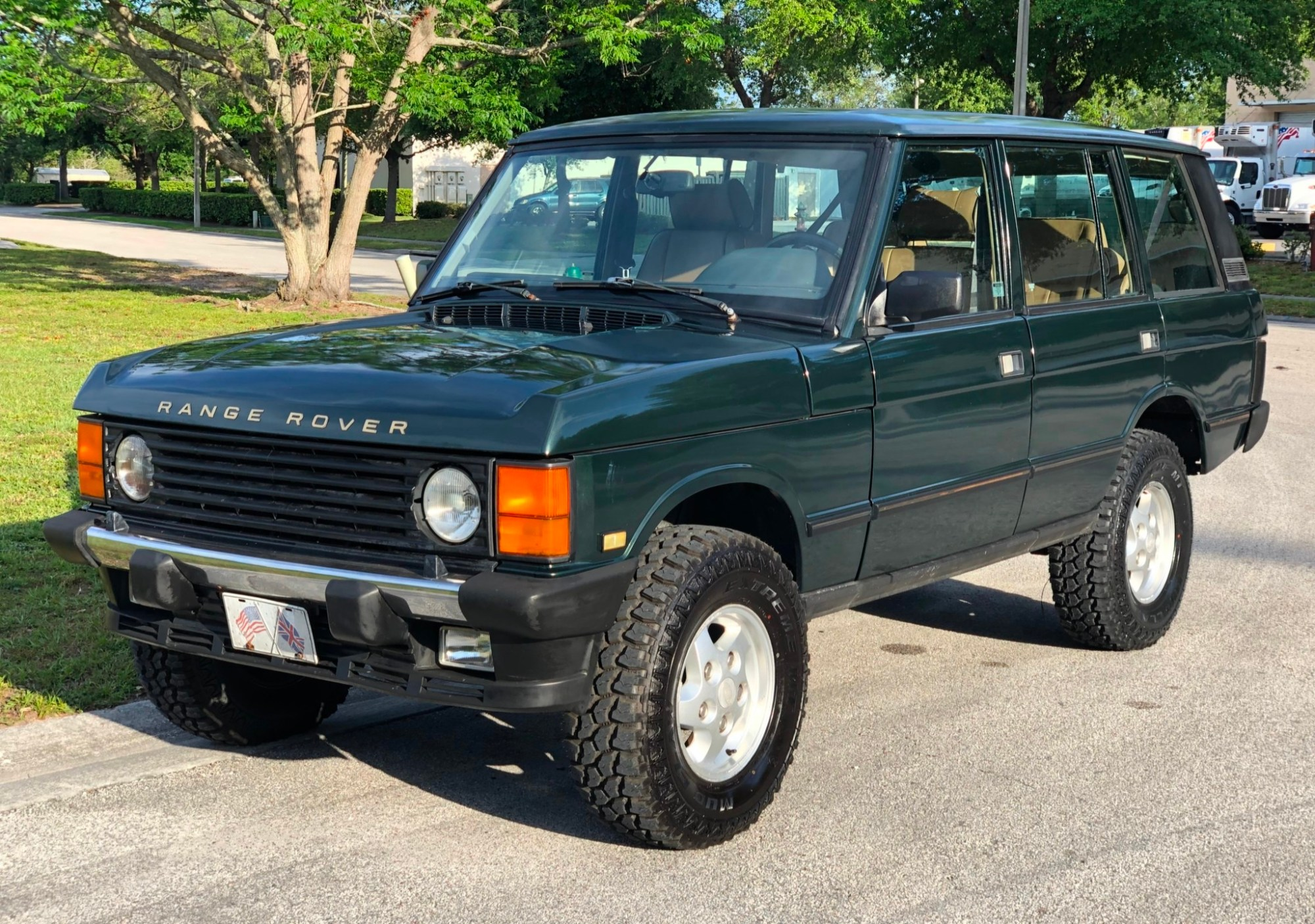 hight resolution of 1995 range rover classic for sale on bat auctions sold for 6 100 on may 10 2019 lot 18 729 bring a trailer