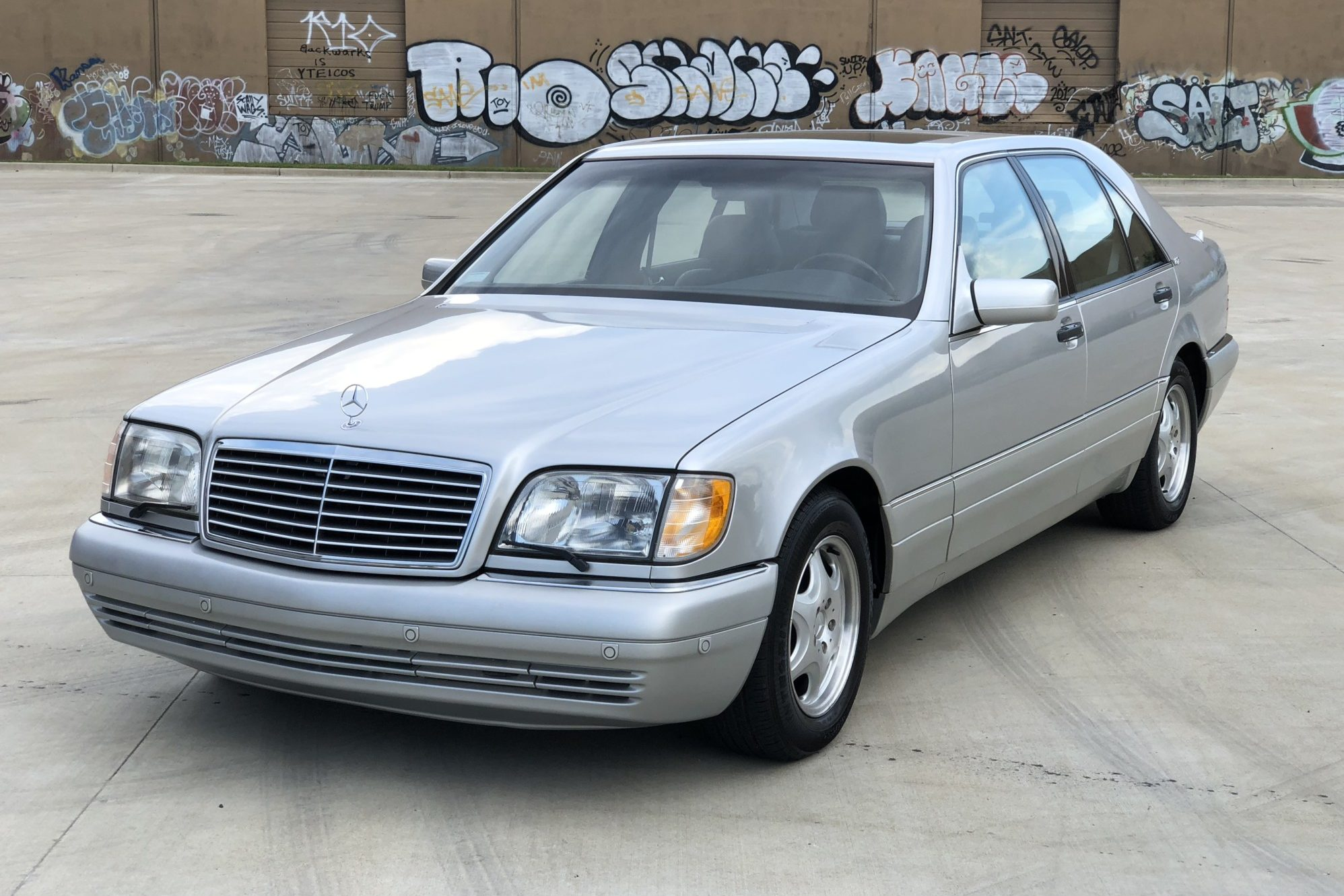 hight resolution of 19k mile 1997 mercedes benz s600 for sale on bat auctions closed on june 28 2019 lot 20 405 bring a trailer
