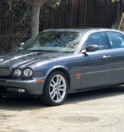 36k mile 2004 jaguar xjr for sale on bat auctions sold for 16 250 on may 9 2019 lot 18 682 bring a trailer [ 1720 x 1146 Pixel ]
