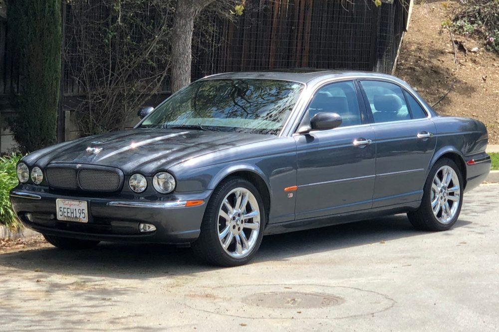 medium resolution of 36k mile 2004 jaguar xjr for sale on bat auctions sold for 16 250 on may 9 2019 lot 18 682 bring a trailer