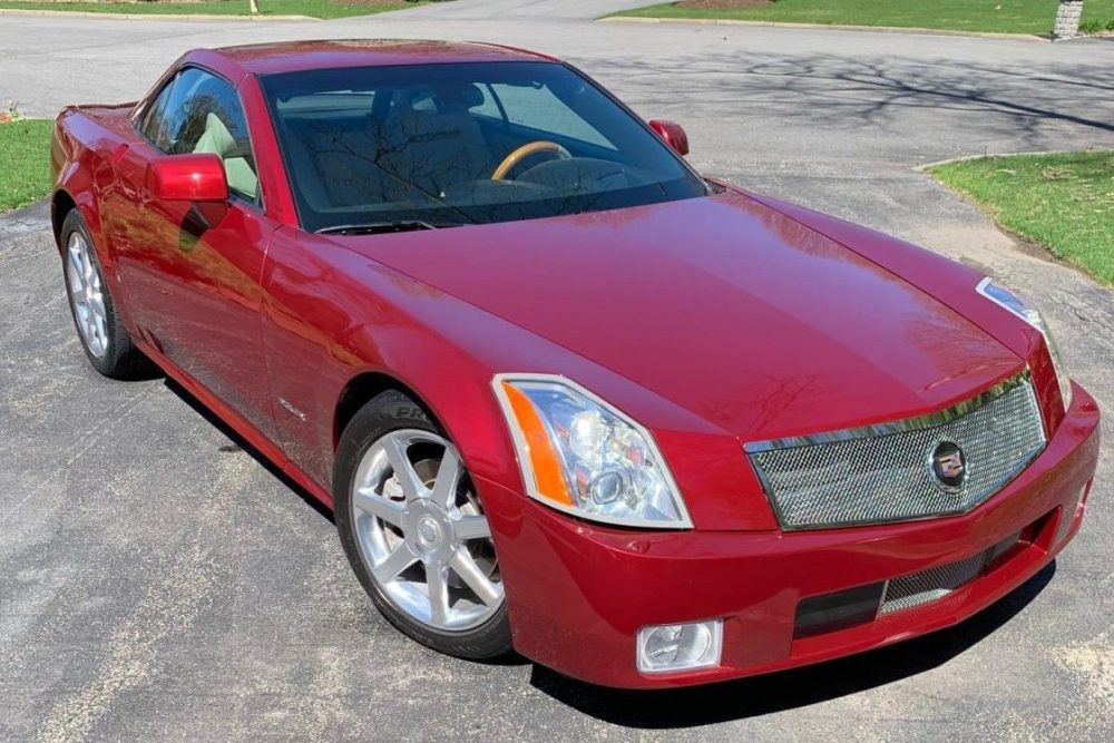 medium resolution of 43k mile 2006 cadillac xlr for sale on bat auctions sold for 18 313 on may 29 2019 lot 19 329 bring a trailer