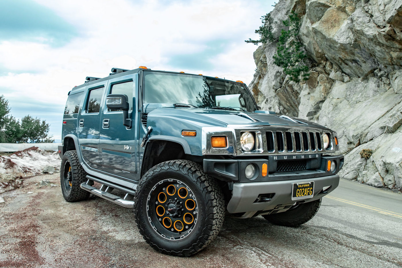 hight resolution of no reserve 2008 hummer h2 for sale on bat auctions sold for 23 250 on may 15 2019 lot 18 852 bring a trailer