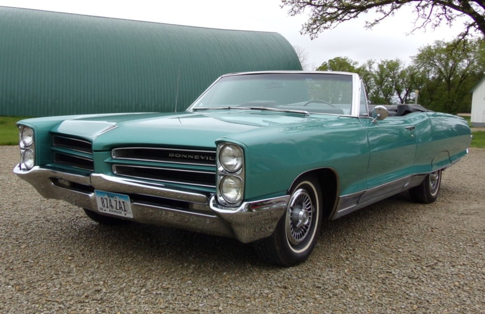 medium resolution of 1966 pontiac bonneville convertible for sale on bat auctions closed on june 14 2019 lot 19 853 bring a trailer