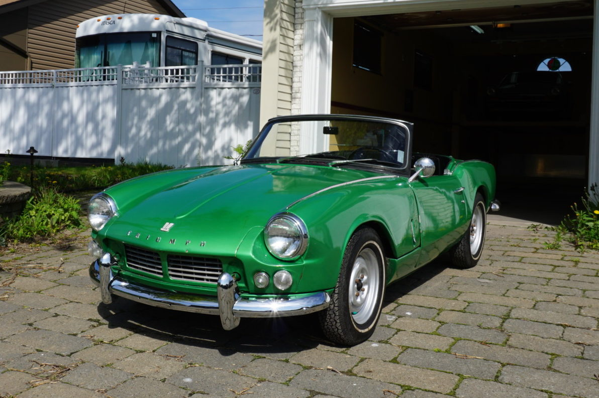hight resolution of 1967 triumph spitfire for sale on bat auctions sold for 3 750 on june 25 2019 lot 20 238 bring a trailer